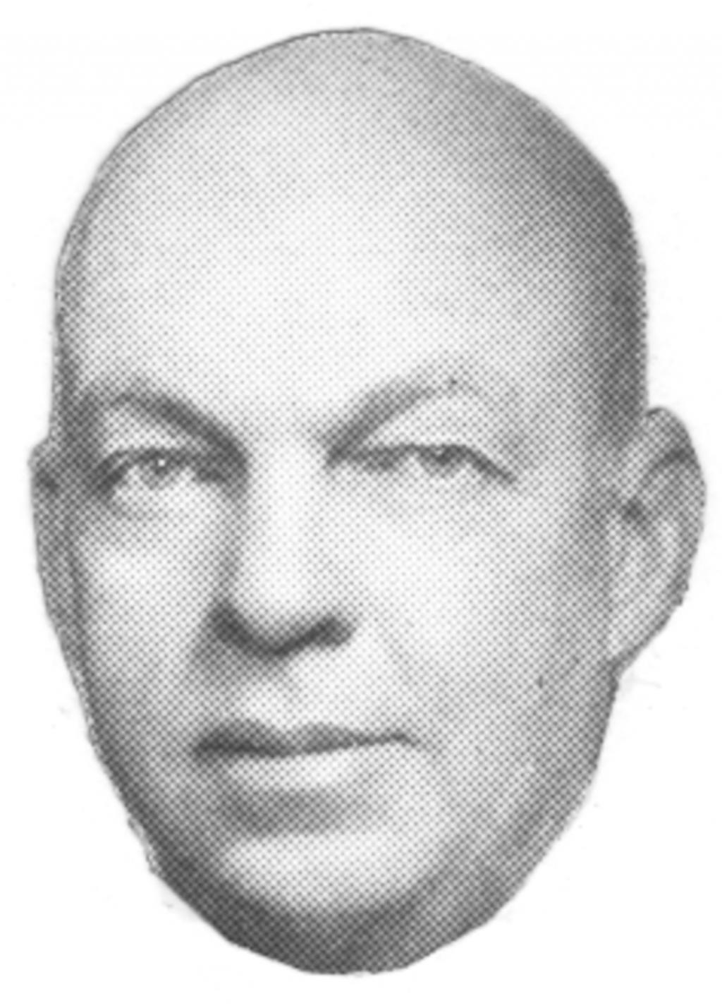 The face of Edwin H. Armstrong