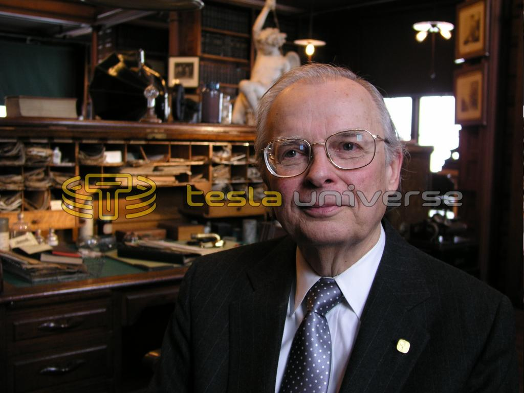William H. Terbo, Nikola Tesla's grand-nephew