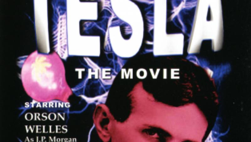 The Secret of Nikola Tesla - Front cover