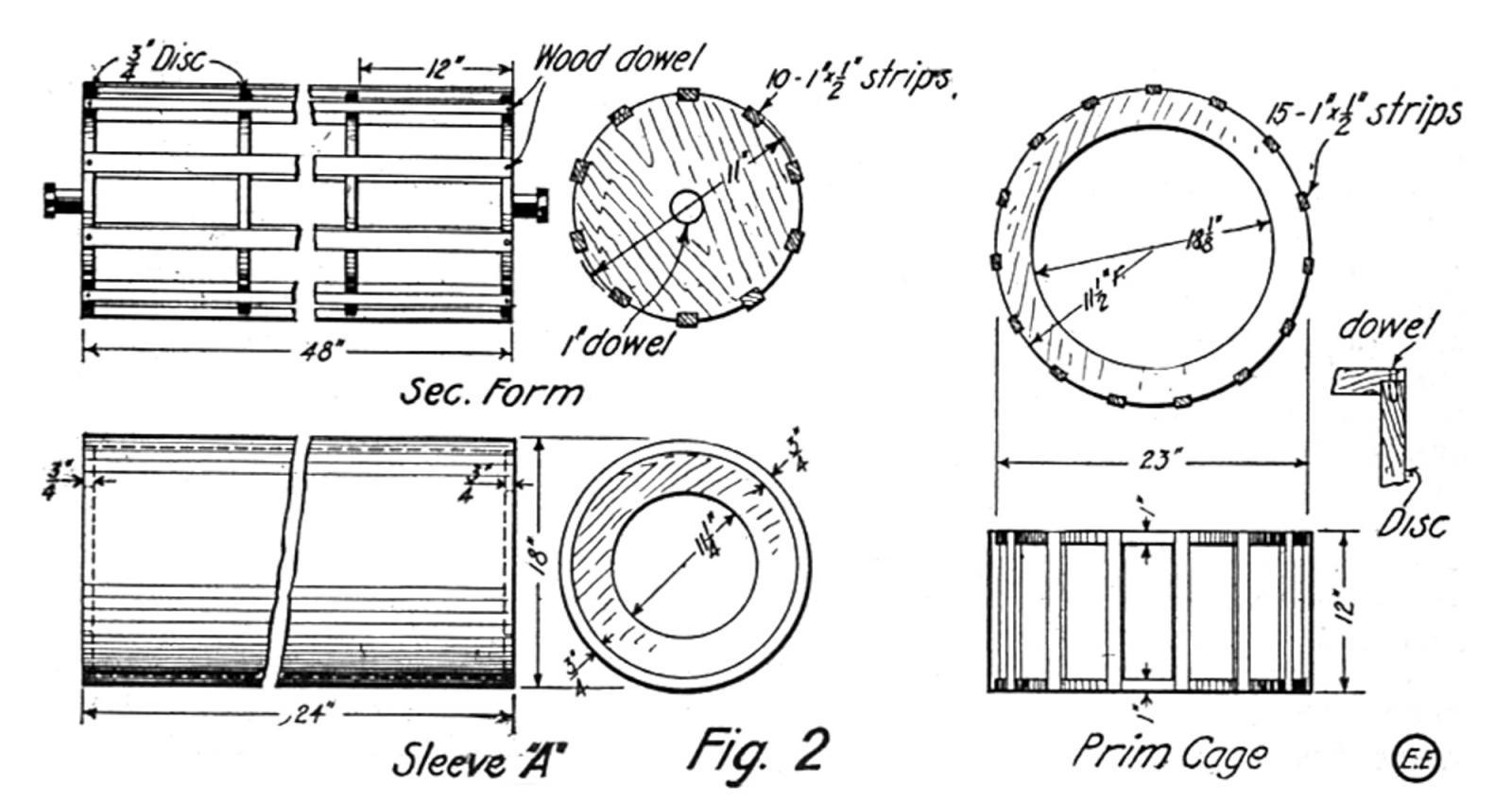 tesla coil parts diagram