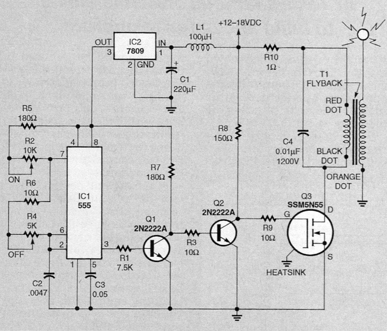 Related Circuits Narrow Pulse Generator Circuit Using 555 555 Waveform