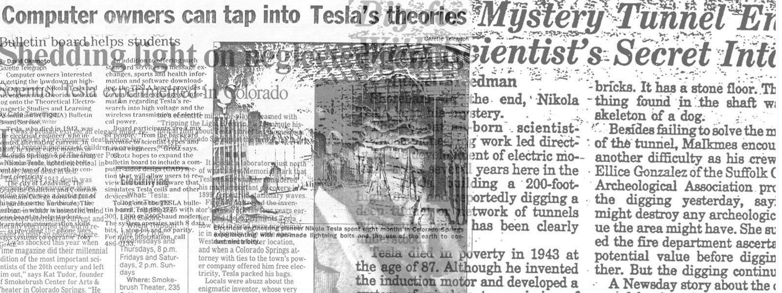 Rediscovering Tesla | Tesla Universe