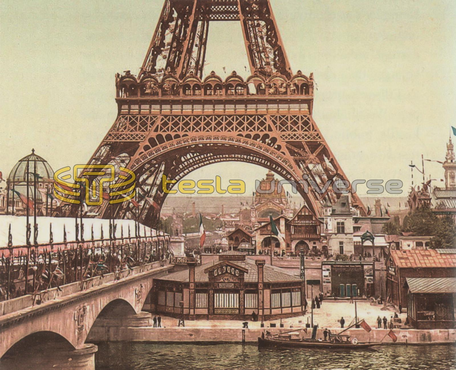 The Universal Exposition in Paris, France | Tesla Universe