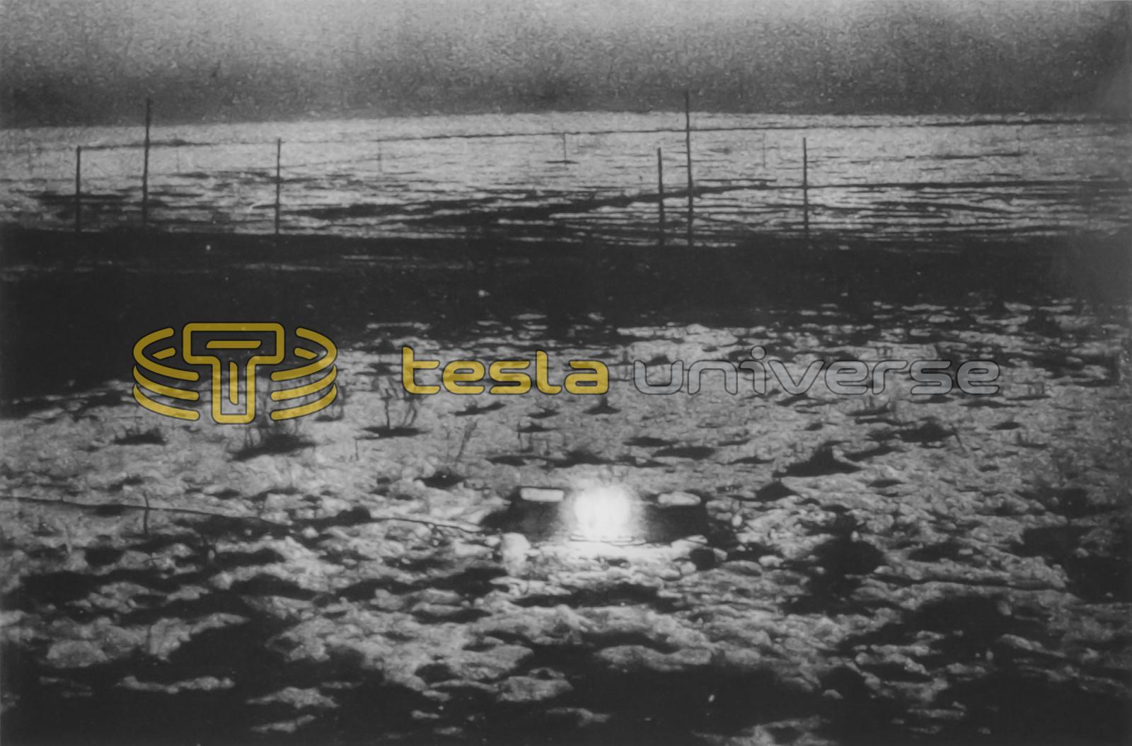 Tesla Wireless Power >> Nikola Tesla Wireless Power Experiment At His Colorado