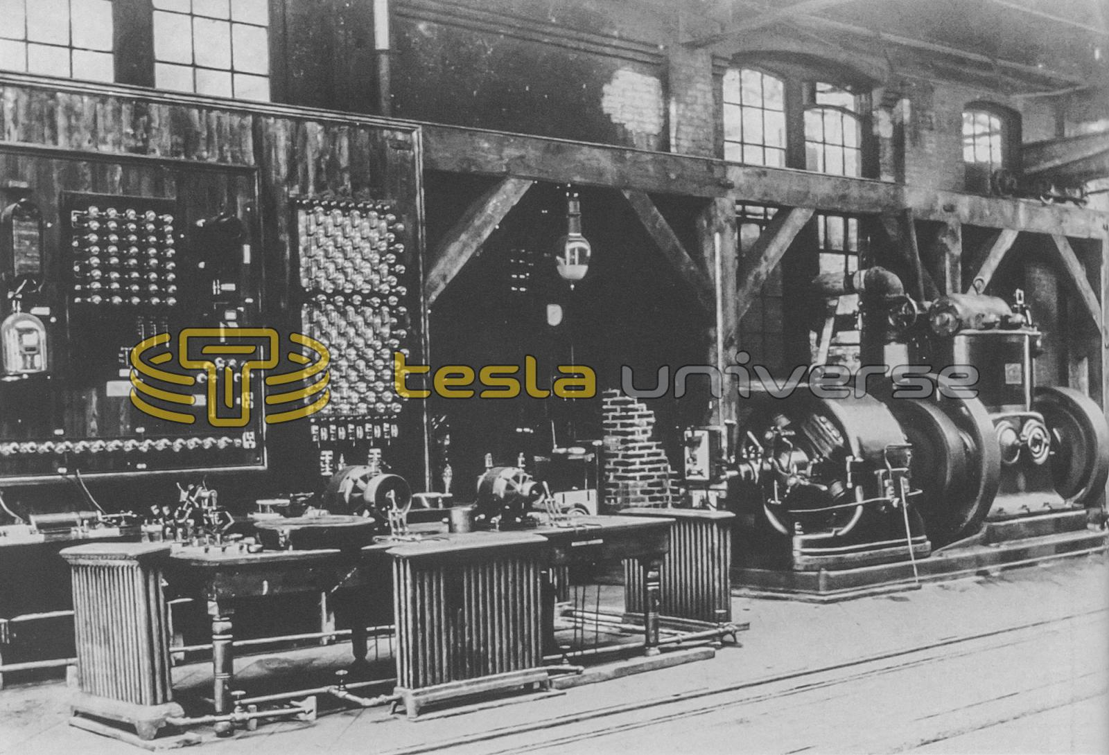 Westinghouse S Pittsburgh Laboratory Where Tesla Developed A C Equipment