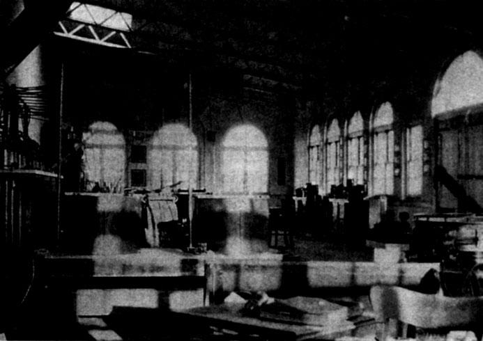 Figure 9 - The Wardenclyffe laboratory.