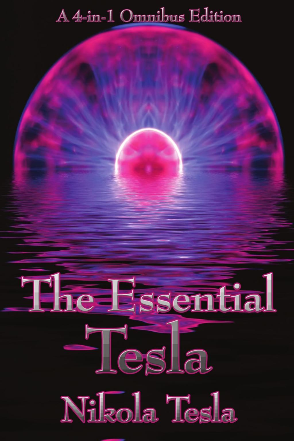 The Essential Tesla - Book cover.
