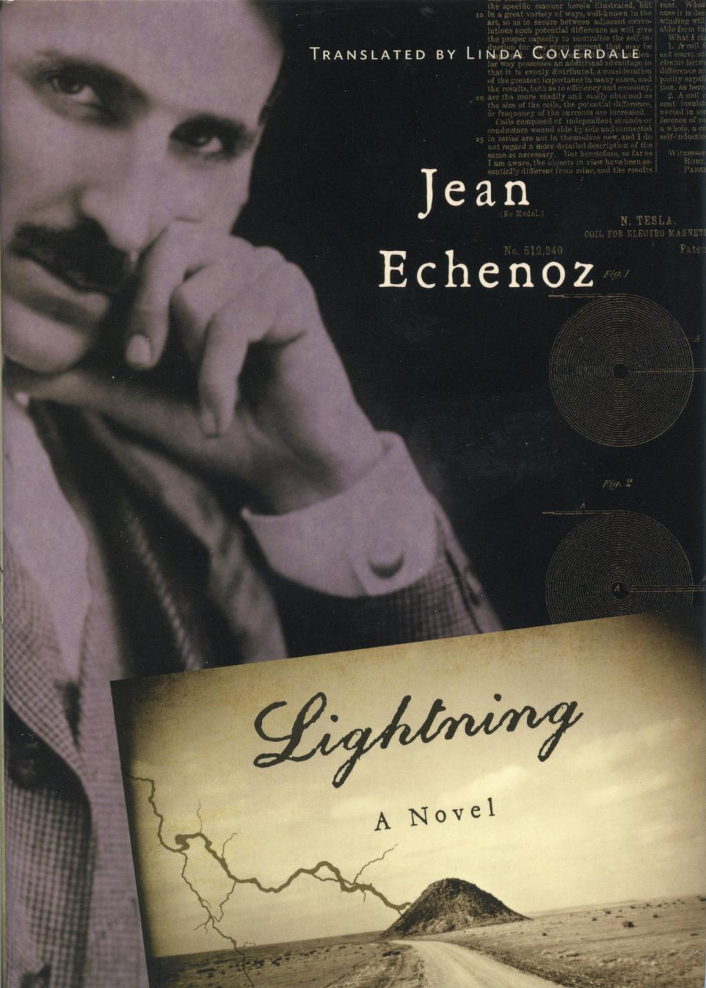 "Cover of ""Lightning: A Novel"" book"
