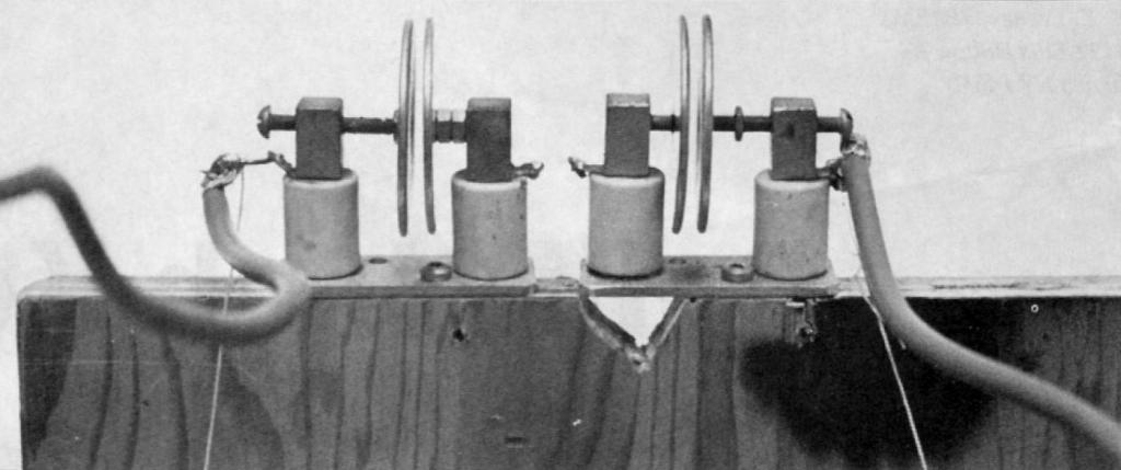 The Tesla High Frequency Transformer - Photo C