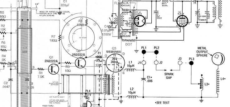 Amazing Build A Solid State Tesla Coil Tesla Universe Wiring Cloud Intapioscosaoduqqnet