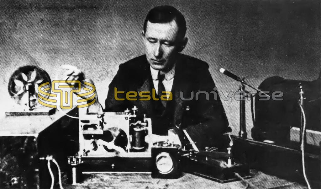 Guglielmo Marconi, who falsely shared a Nobel Prize for contributions to wireless