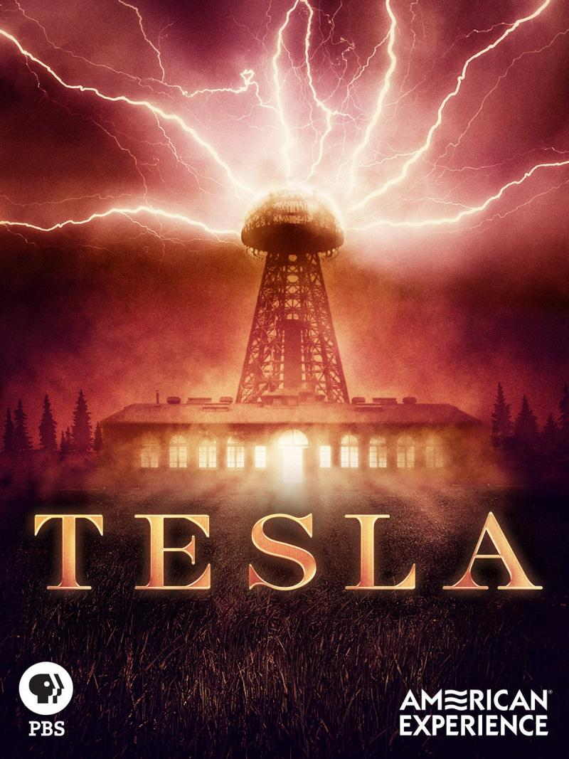 American Experience - Tesla - Poster image