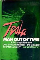Cover image of Tesla: Man Out of Time