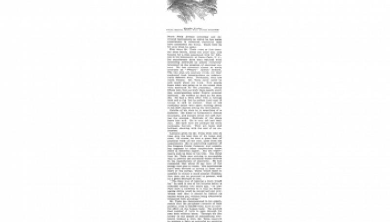Preview of Mr. Tesla's Great Loss article