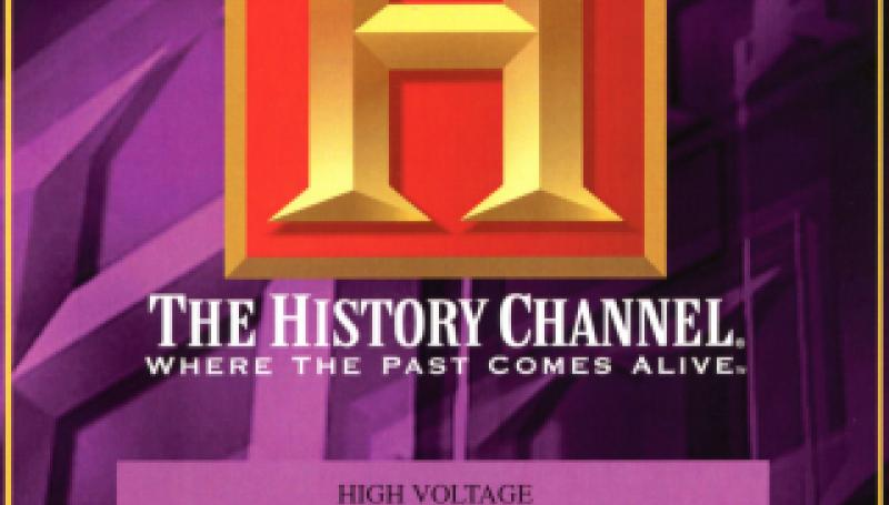 Modern Marvels - High Voltage - Front cover