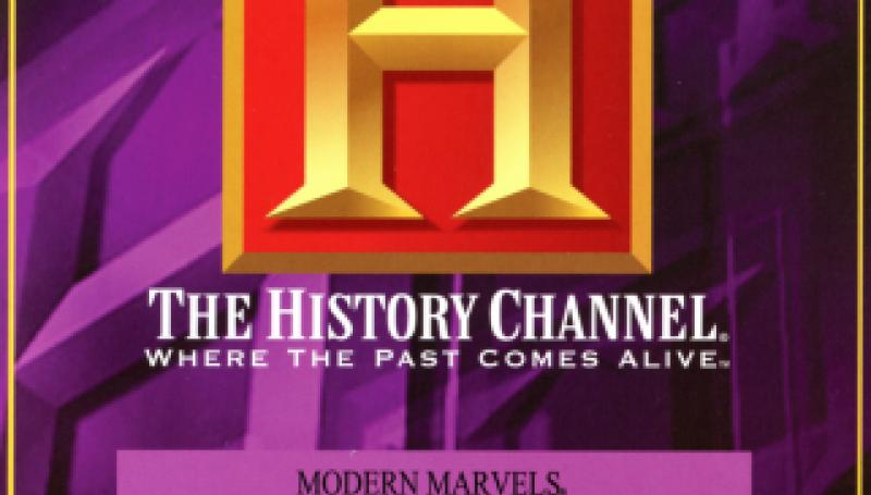 Modern Marvels - Mad Electricity - Front cover