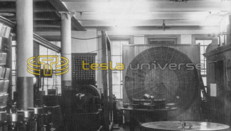 Nikola Tesla's Houston St. laboratory in New York City