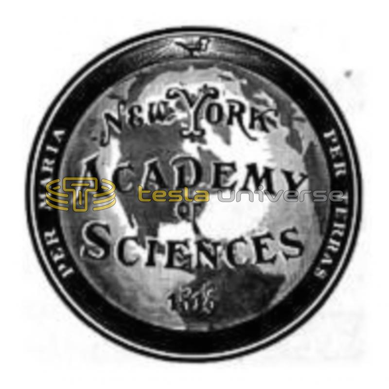 The seal of the New York Academy of Sciences
