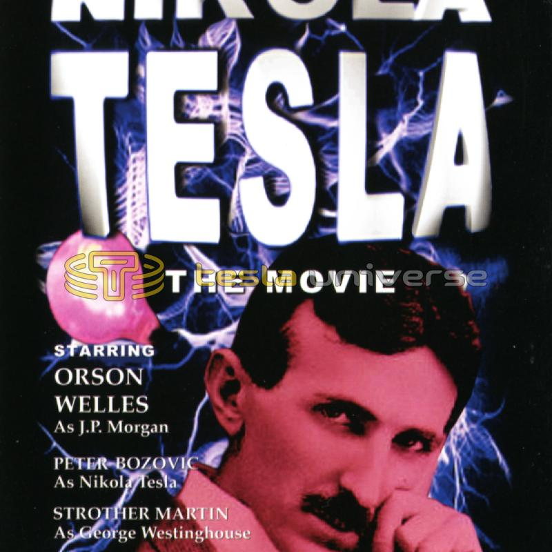 "Cover photo of ""The Secret of Nikola Tesla"" movie"