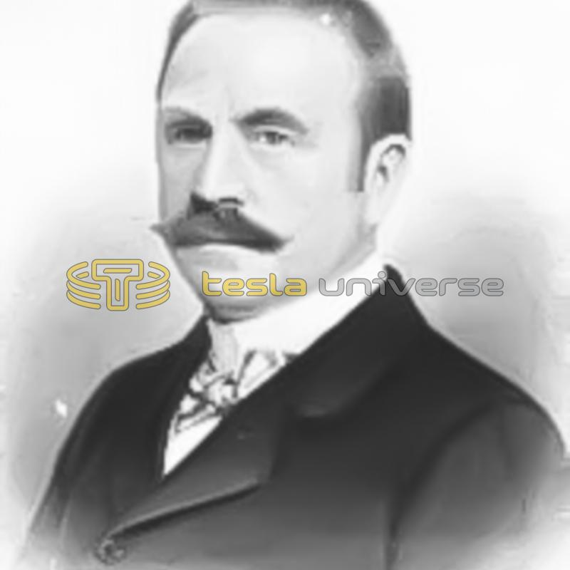 Stanford White, renowned architect and good friend of Tesla