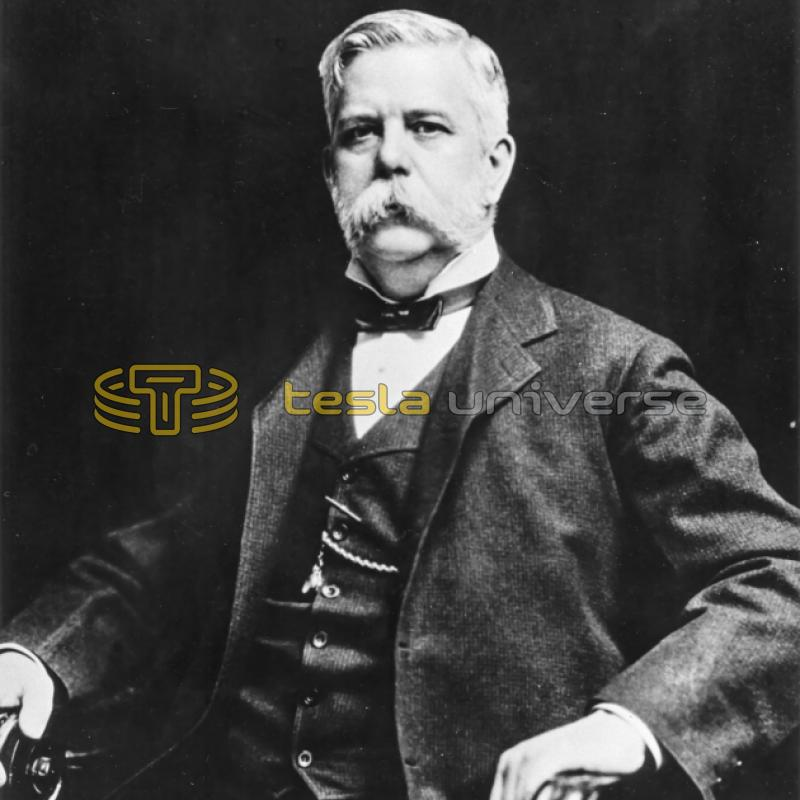 George Westinghouse, Tesla's partner in the war of the currents