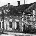 The house Tesla lived in while in Karlovac from 1870 to 1873