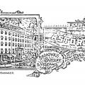 Astor House letterhead from the time when Tesla resided there